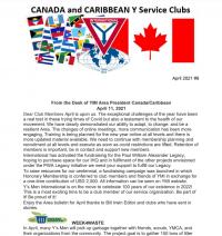 Canada and Caribbean Service Clubs Bulletin